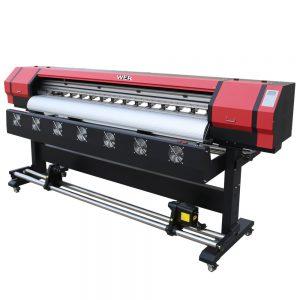 バナーソルベントプリンタ大判プリンタWER-ES1601を印刷する1.6 mプリンタ