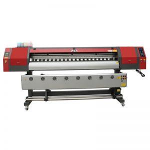 バナーWER  -  EW1902用1800ミリメートル5113ダブルヘッドデジタル捺染機のインクジェットプリンタ