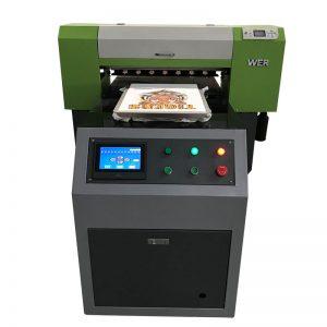 2018新製品8色インクジェットa1 6090 uvフラットベッドプリンタ
