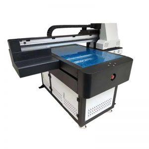 A1 UVプリンターデジタル6090フラットベッドUV印刷機、3D効果/ワニス印刷