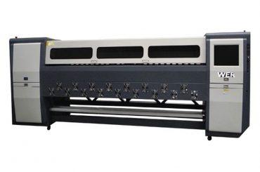 良質K3404I / K3408Iソルベントプリンタ3.4mヘビーデューティインクジェットプリンタ