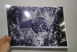 3.2m(10フィート)のエコソルベントプリンタで印刷されたランプピースWER-ES3202 2
