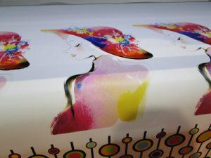 レザー印刷サンプル