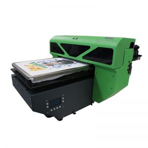 デジタル衣服印刷機中国のWER  -  D4880TのTシャツ印刷機の価格