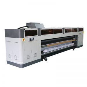 ricoh gen5プリントヘッドUVプロッタWER-G-3200UVを搭載した高解像度高速デジタルインクジェットプリンタマシン