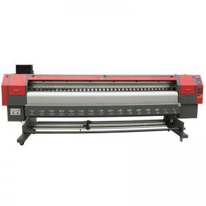 高速3.2メートル溶剤プリンター、デジタルフレックスバナー印刷機価格WER  -  ES3202